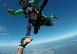 Tandem Skydive from 2500m - Black Forest