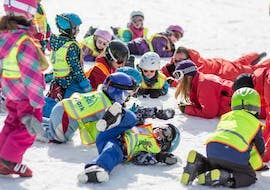 Ski Lessons for Kids (4-5 years) - Group Lesson