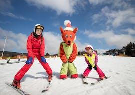 Ski Privatlehrer für Kinder (3-15 Jahre)