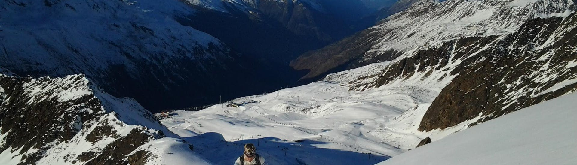 Ski Touring Private - All Levels & Ages with Stefan Gstrein - Hero image
