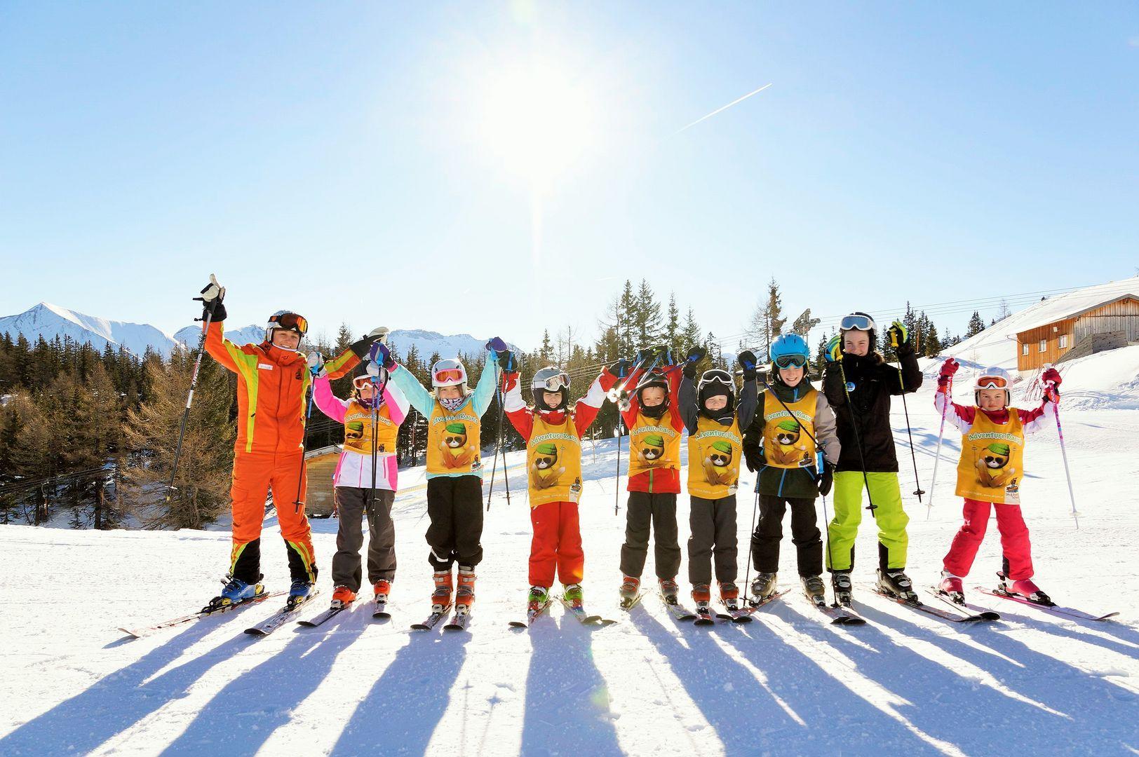 Cours de ski Enfants  (4-16 ans) - Journée