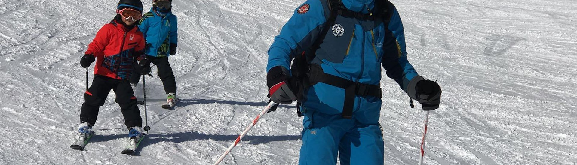 Ski Instructor Private 2h for Kids and Adults
