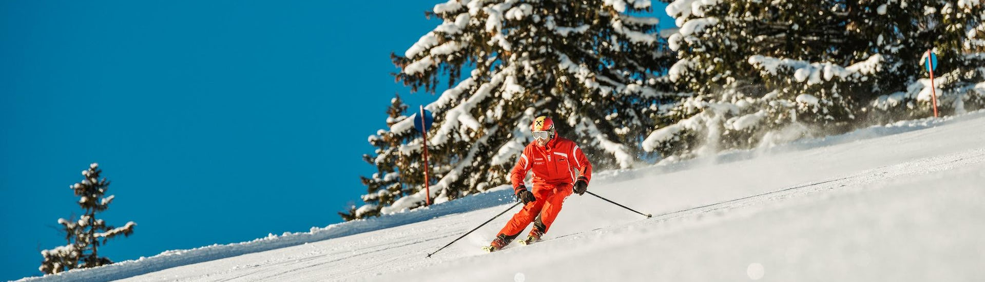 Ski Lessons for Teens & Adults - Beginner