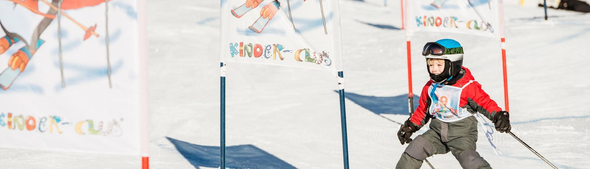 """Kids Ski Lessons """"BOBO"""" Semi-Private (4-12 y.) with Skischule Busslehner Achenkirch - Hero image"""