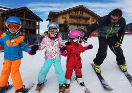 Ski Lessons for Kids (5-14 years) - First Timer