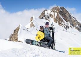 Privélessen skiën voor volwassenen - Alle niveaus met Ski & Snowboarding Kaprun Schermer