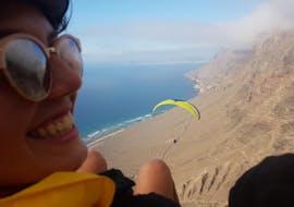Tandem Paragliding in Lanzarote - Adrenaline
