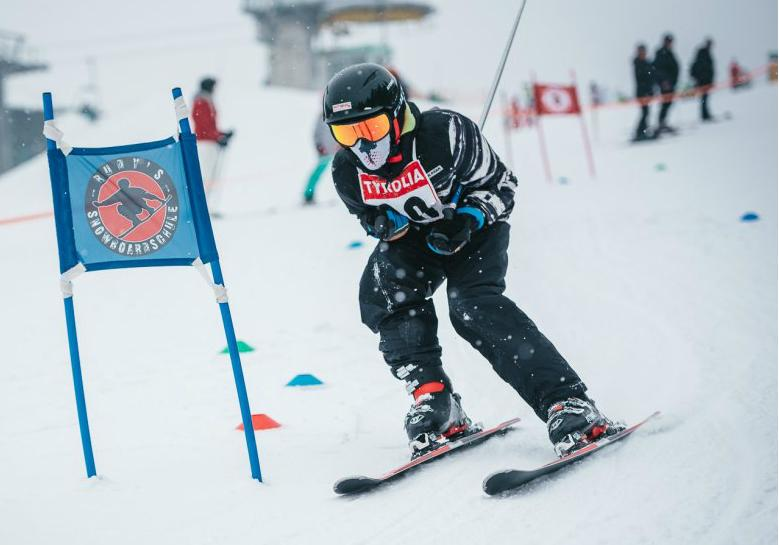 Skilessen voor kinderen voor alle niveaus