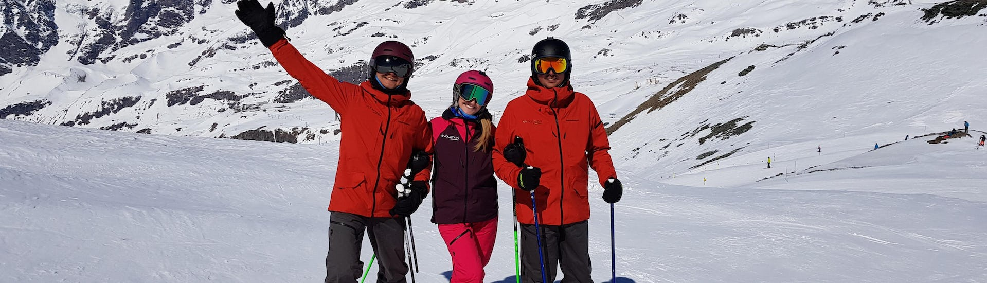 """Ski Instructor Private for Adults """"Full Day"""" - All Levels"""