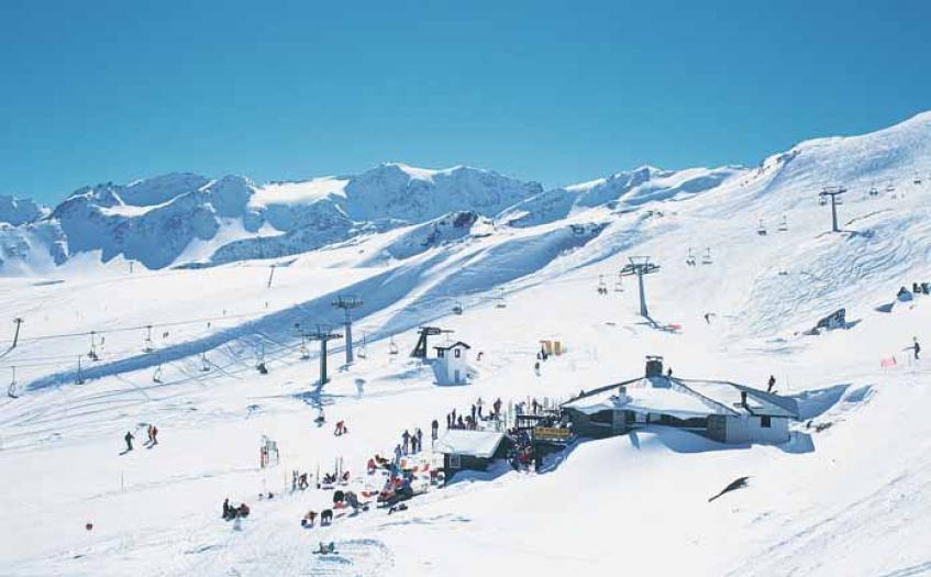 Moniteur de Ski Privé Après-midi pour Adultes/Enfants