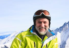 Private Ski Lessons for Adults (50+ y.) of All Levels