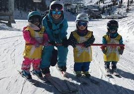 Ski Lessons for Kids (2½-4 years) - Low Season - Siviez