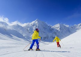 Private Ski Lessons for Adults - High Season - All Levels
