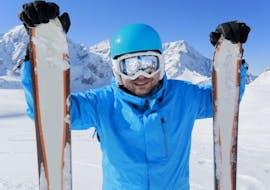 Privé skilessen voor volwassenen voor alle niveaus met Kristall Schischule