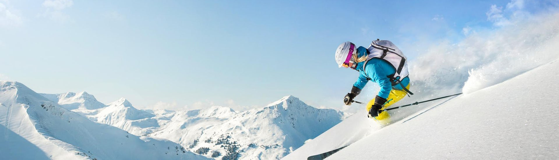 Freeride Instructor Private for Adults - All Levels