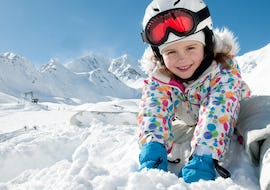 "Ski Lessons for Kids ""ALL in ONE""(3-4 years) - All Levels"