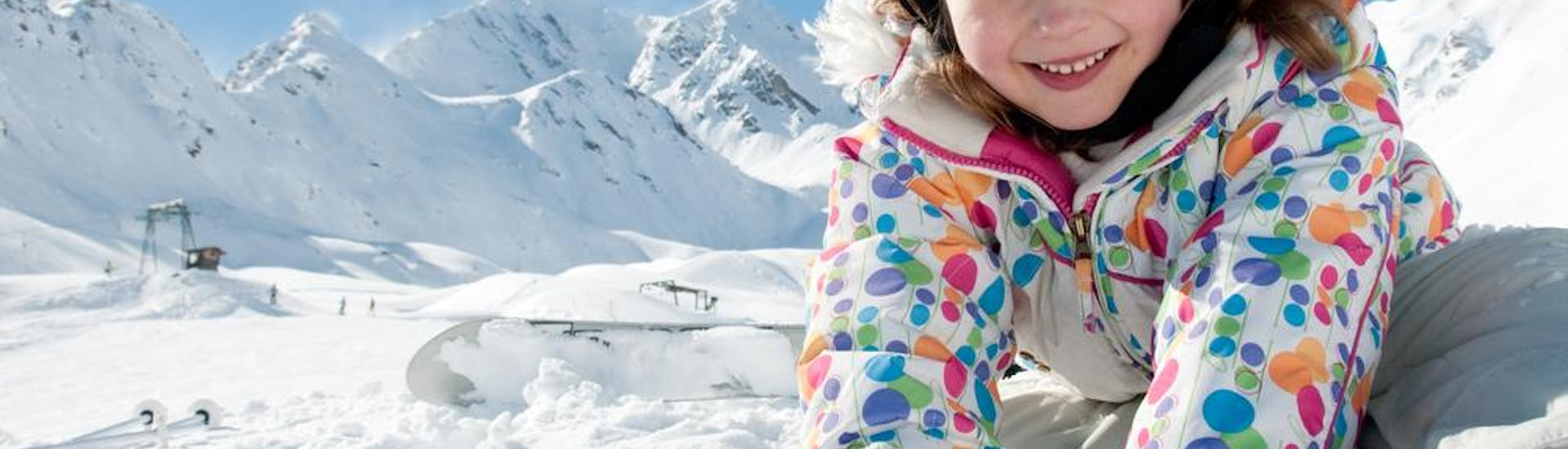 """Ski Lessons for Kids """"ALL in ONE""""(3-4 years) - All Levels"""