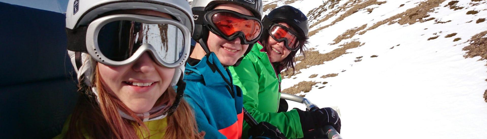 Ski Böcki's Teenie Club (from 10 years) - Advanced