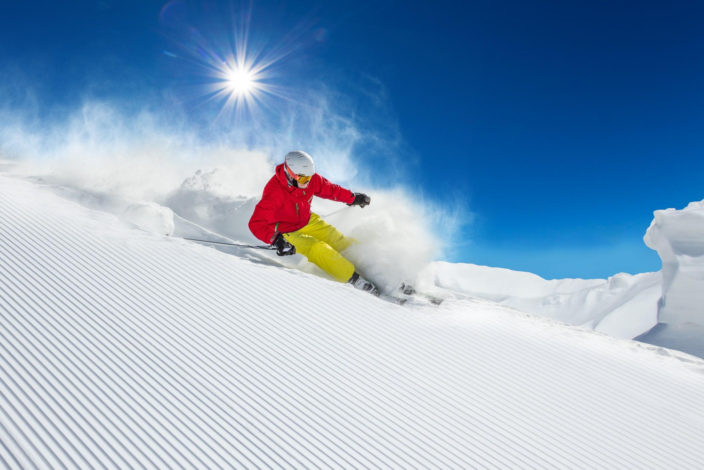 Cours particulier de ski Adultes pour Skieurs expérimentés