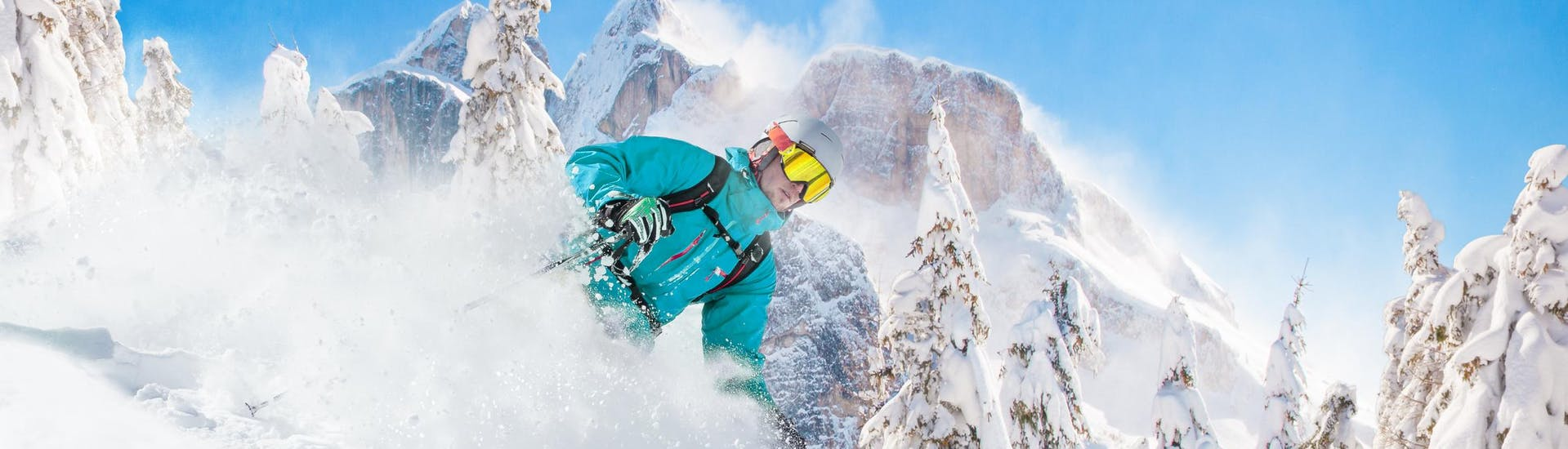 """Freeriding Private """"Family & Friends"""" - All Levels with Ski- & Snowboardschule Ankogel - Hero image"""