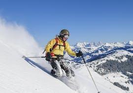 Cours particulier de ski freeride pour Tous niveaux