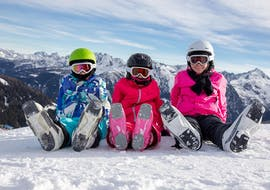 Kids Ski Lessons (from 5 y.) for All Levels