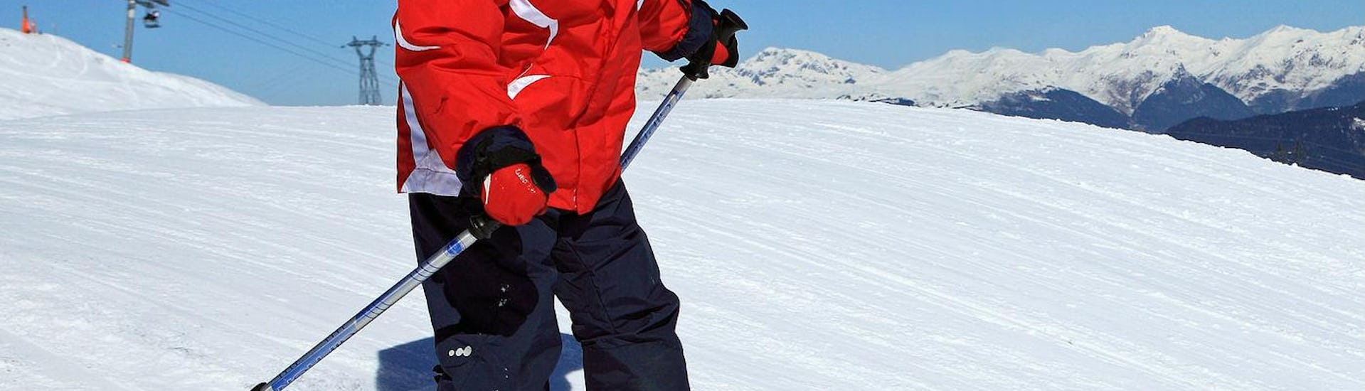 Ski Instructor Private for Kids - High Season - All Levels