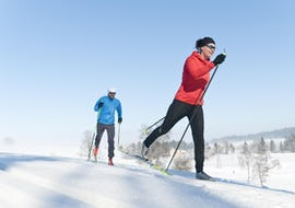 "Cross Country Skiing ""Classic"" - All Levels"