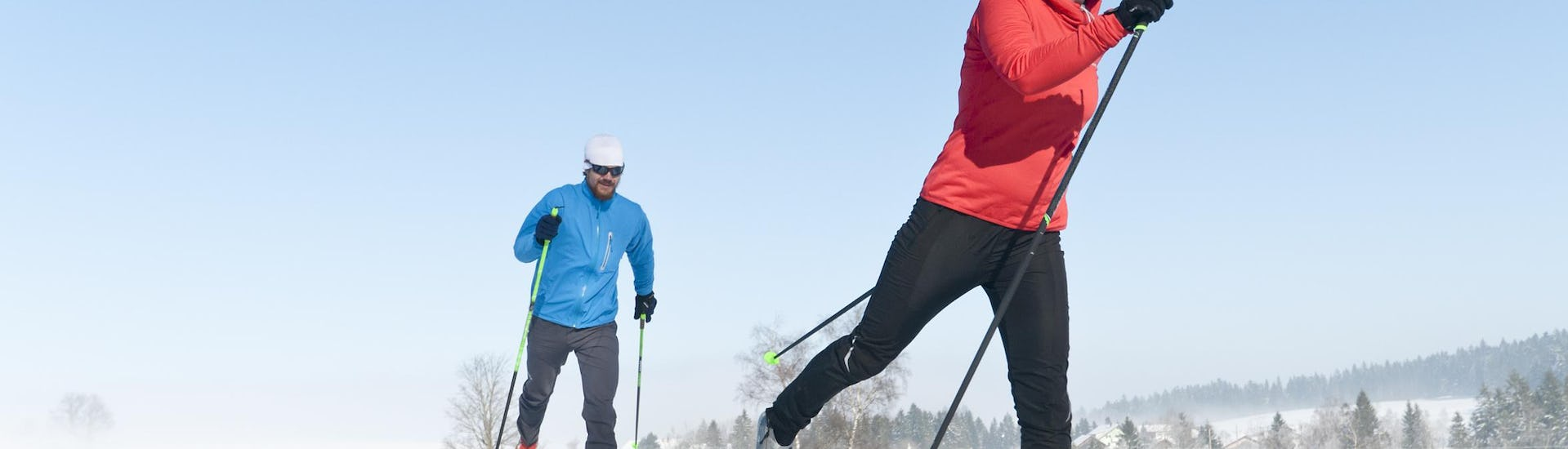 """Cross Country Skiing """"Classic"""" - All Levels"""