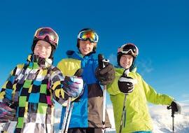 Kinder-Skikurs ab 13 Jahren für alle Levels