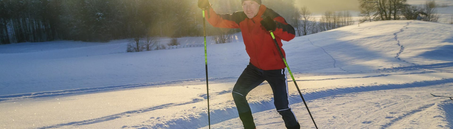 Cross Country Ski Instructor Private - All Levels