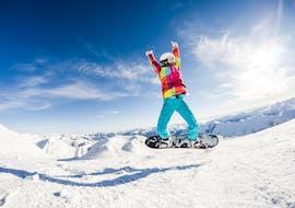 Snowboardkurs für Kinder (ab 10J.) & Erwachsene - Alle Level