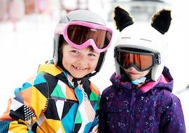 Ski Lessons for Kids (7-12 years) - Beginner