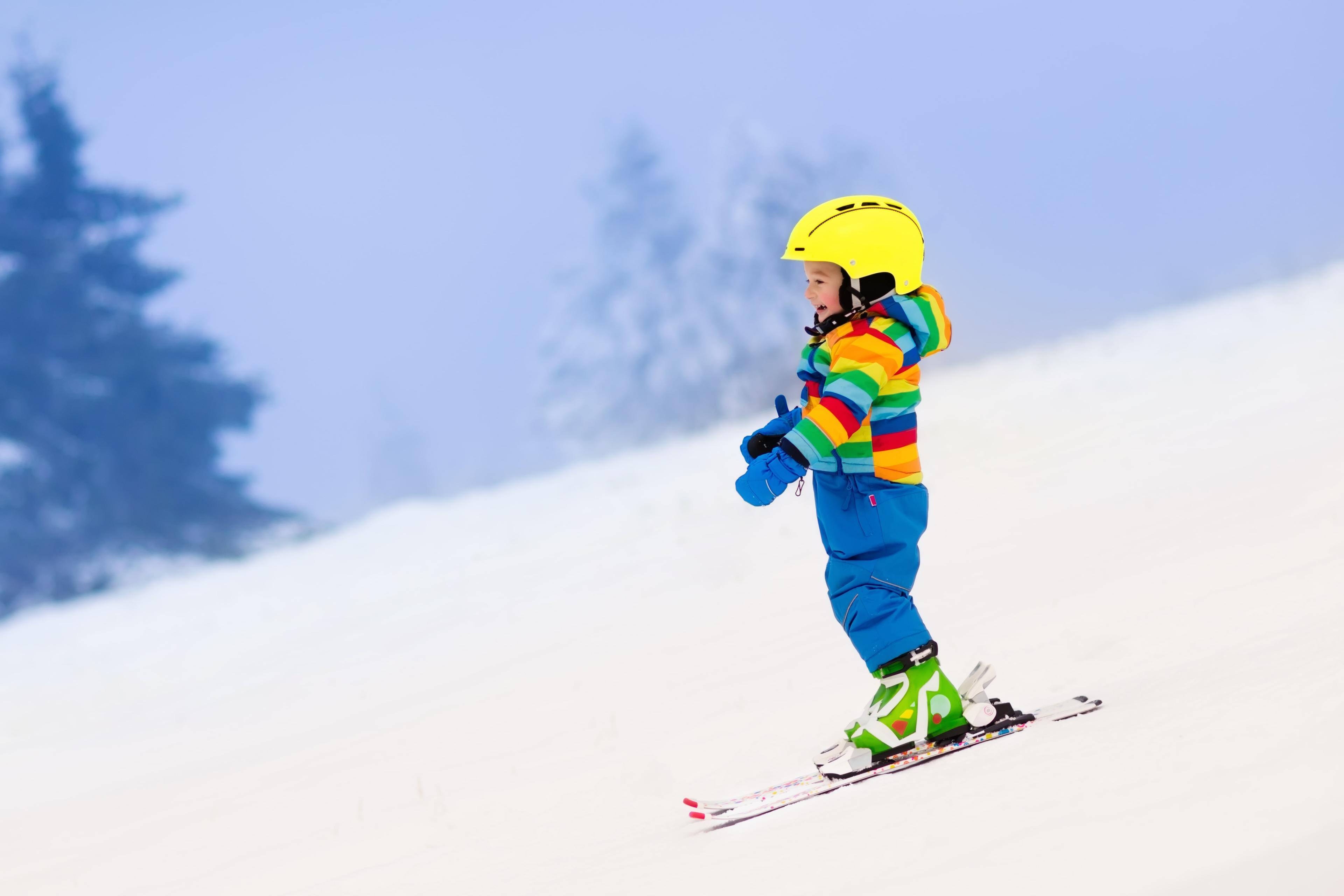 Cours particulier de ski Enfants - Premier cours