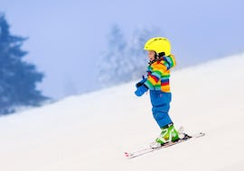 Ski Instructor Private for Kids - Firt Timer