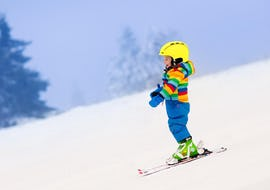 Ski Instructor Private for Kids (3-16 years) - All Levels