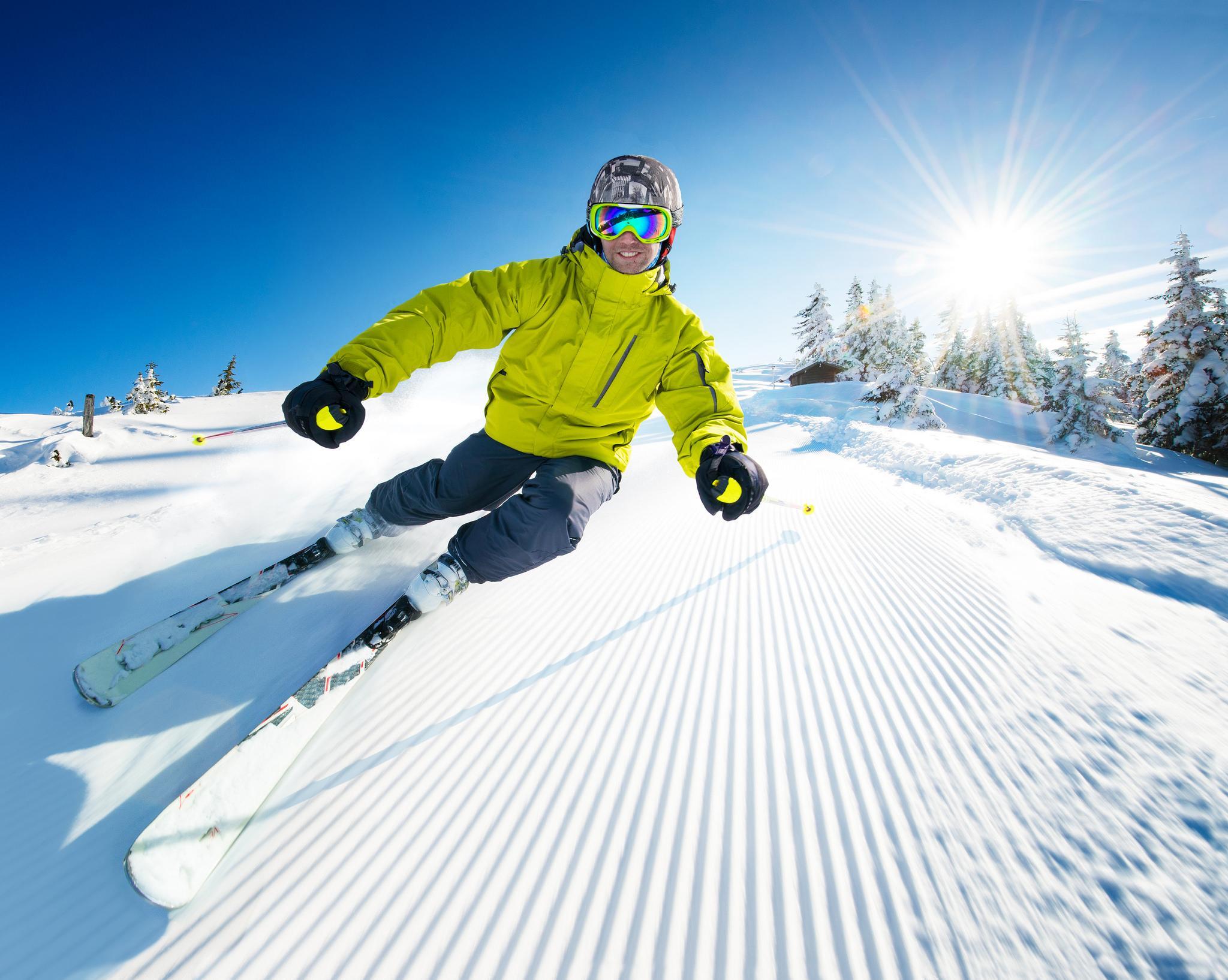Privé skilessen voor volwassenen - ervaren