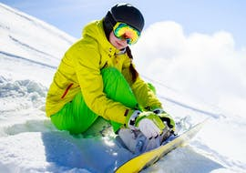 Snowboard Lessons for Kids (7-15 years) - Beginners