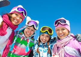"""Ski Lessons """"Christmas & New Year"""" for Adults"""