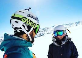 Privé skilessen voor volwassenen voor alle niveaus met Skischule Veraguth Flims