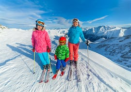 Private Ski Lessons for Families - All Levels