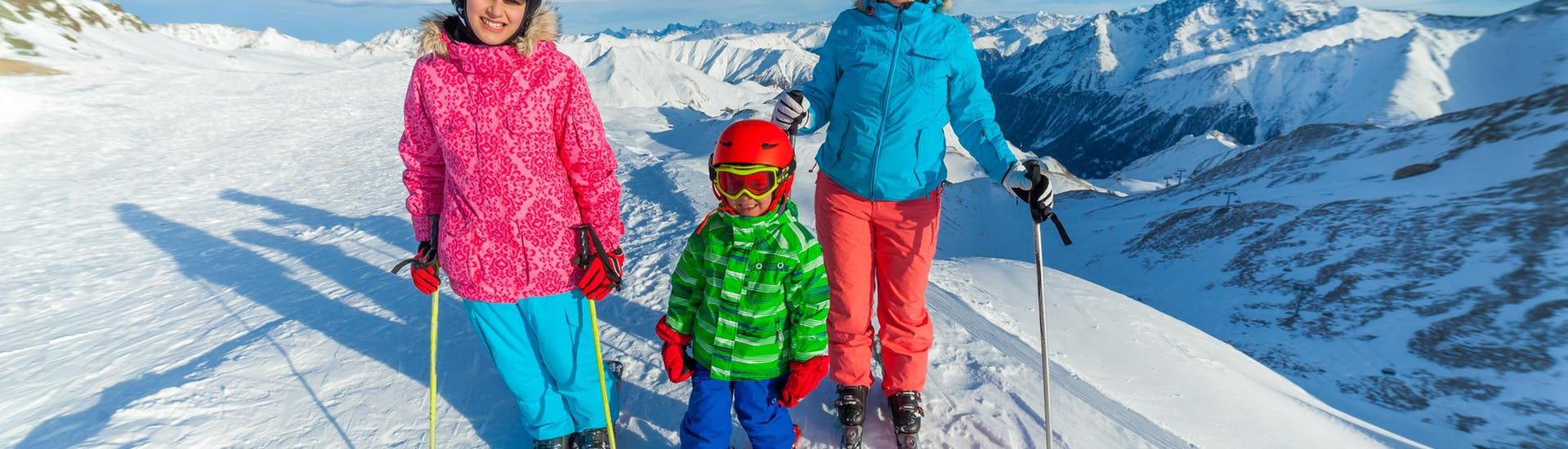 Ski Instructor Private for Families - All Levels