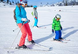Family Ski Lessons for All Levels
