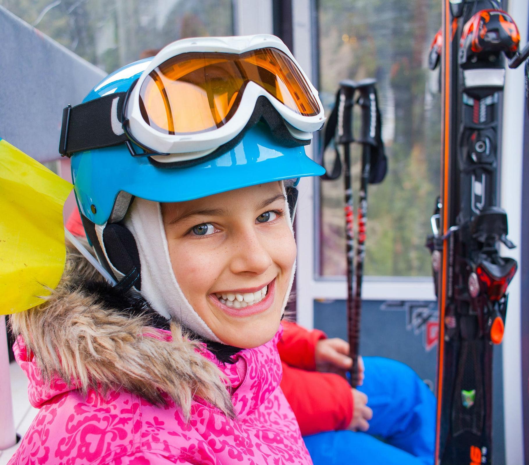 Privé skilessen voor volwassenen - beginners