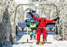 Private Ski Lessons for Kids - February Holiday - All Levels