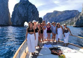 Boat Trip from Naples to Capri