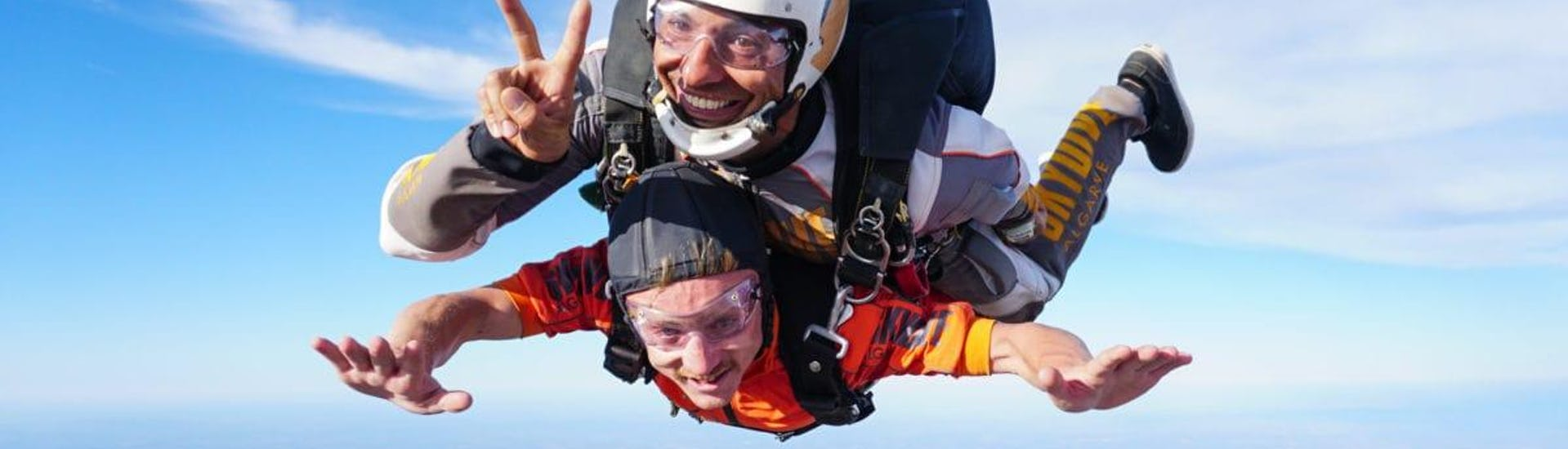 Tandem Skydive from 10,000 ft - Algarve