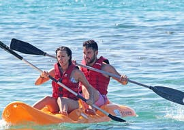 Kayak Rental at Saint George Beach - Naxos