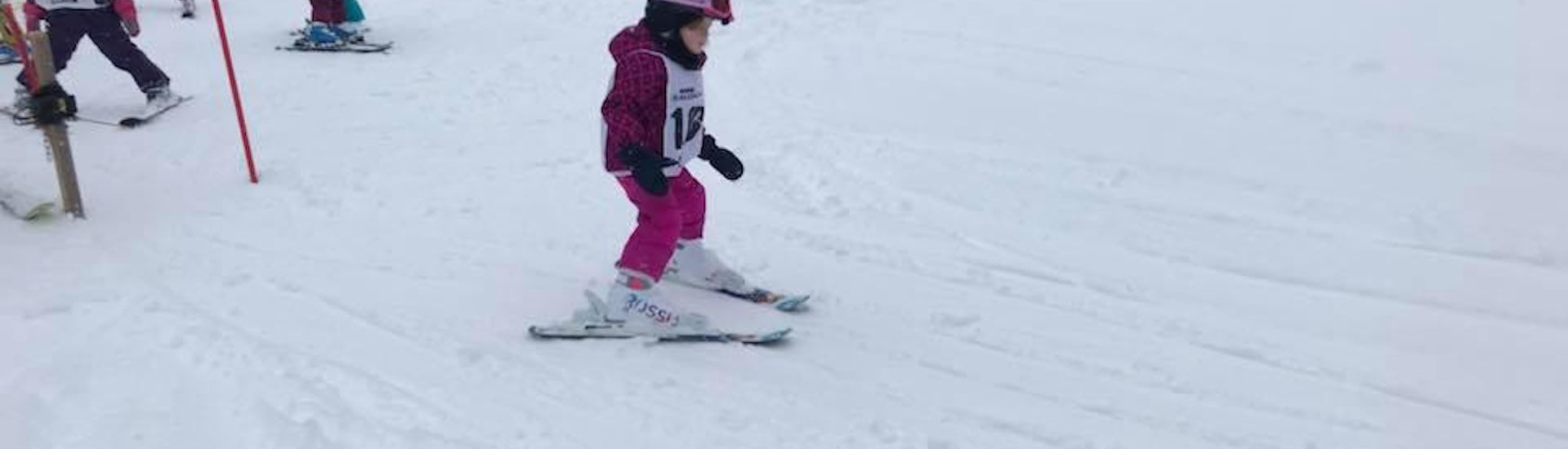 "Ski Lessons ""Miniclub"" (3-6 years) - All Levels"