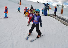 Ski Lessons for Kids (4-17 years) - All Levels